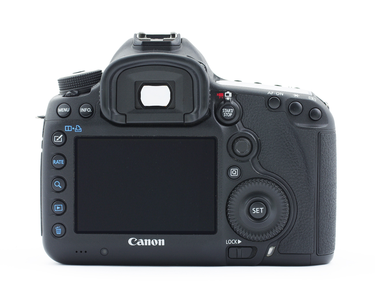 Canon EOS 5D Mark III 22.3MP Digital SLR Camera Body / 27379 SHOT